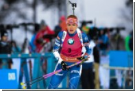 Чешская биатлонистка Коукалова призвала дисквалифицировать сборную России