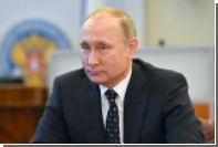 Путин рассказал Машкову о воткнутой флешке с «Движением вверх»