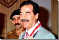 В сети нашли любовный роман Саддама Хусейна «Забиба и король»
