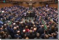 Британский парламент превратят в ресторан