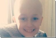 Больной раком мальчик дождался рождения сестренки и умер