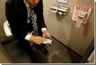 Япония модернизирует туалеты для туристов
