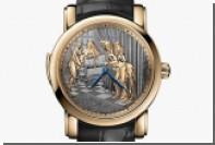 Швейцарцы выпустили эротические часы