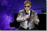 Gucci оденет Элтона Джона в последний тур