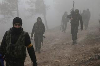 Турки открестились от сжигания курдов напалмом