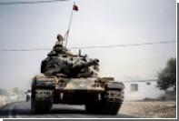 Турки пошли в атаку на курдов и понесли потери