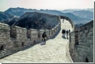 В Китае появится еще одна «Великая стена»