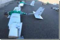 Опубликовано новое фото атаковавших российские базы в Сирии беспилотников