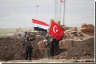 Курды сбили турецкий самолет