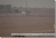Боевики во славу Аллаха обстреляли боевиков из ПТРК «Фагот»