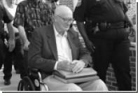 Умер получивший 60 лет за убийства лидер ку-клукс-клана