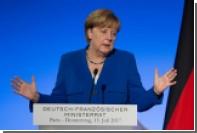 В Германии задумались о тяжелой доле канцлера