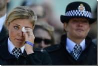 В Британии женщинам-полицейским разрешили раздеваться и плакать