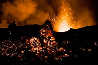 Найдены следы крупнейшей вулканической катастрофы