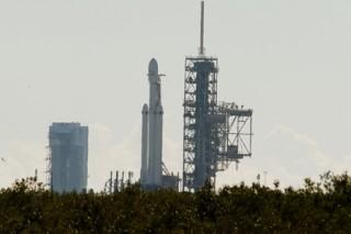 Названа дата пуска мощнейшей в мире ракеты-носителя