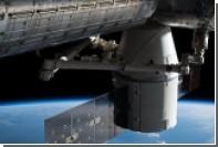Космический грузовик SpaceX спустили в океан