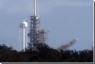 Американская сверхтяжелая ракета подготовлена к пуску