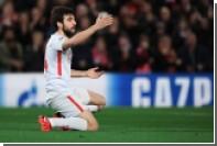 Защитник сборной России порвал «кресты»
