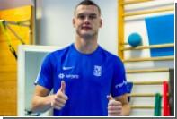 Украинский футболист отказался играть в России из-за политики