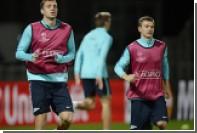 Два игрока сборной России переведены в дубль «Зенита»