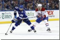 Россиянин Кучеров признан одной из звезд года в НХЛ
