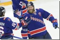 СКА досрочно выиграл регулярный чемпионат КХЛ