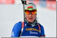 Домрачева рассказала о решении Бьорндалена поехать на Олимпиаду
