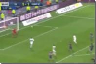 Гол в девятку на 94-й минуте нанес ПСЖ второе поражение в сезоне