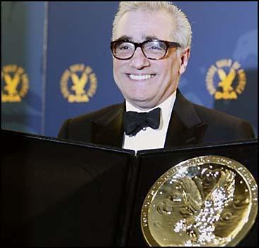Мартин Скорсезе стал режиссером года