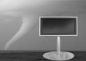 """""""Гнев стихии"""" лучше наблюдать на экране телевизора"""
