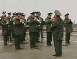 Пермский Губернский Военный Оркестр отправляется в большой Международный фестивальный тур в Германию