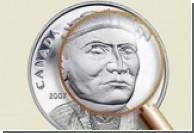 В Канаде выпустят золотую монету весом 100 килограммов