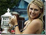 Теннисистка Мария Шарапова станет послом доброй воли ООН