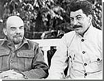 """Греческий храм """"украсили"""" портретами Ленина и Сталина"""