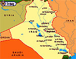 Власти Ирака закрывают границы с Ираном и Сирией на трое суток