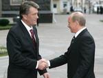 В Германии Путин встретится с Ющенко без разрешения