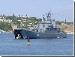 На украинском десантном корабле монтируют НАТОвское оборудование неизвестного назначения