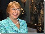 Президент Чили оказала первую медицинскую помощь ребенку
