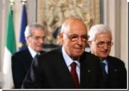 Президент Италии отклонил отставку правительства Романа Проди