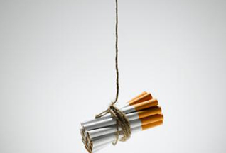Сигарету приравняли к дозе кокаина