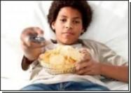 Телевизор нарушает нормальную реакцию ребенка на пищу