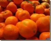 Грузинские мандарины поставлялись в Россию под видом яблок