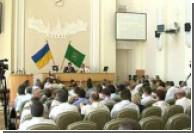 Харьковский горсовет угрожают взорвать