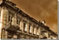 В центре Одессы обрушился двухэтажный жилой флигель