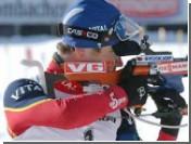 Бьорндален стал чемпионом мира в спринте