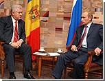 Воронин готов к разговору с Москвой по Приднестровью
