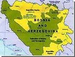 Республика Сербская решила добиваться независимости от Боснии и Герцеговины