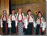 В Рыбнице отметили 20-летие молдавского фольклорного ансамбля