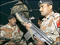 Семеро полицейских погибли в Пакистане