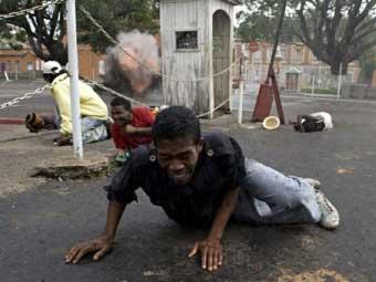 На Мадагаскаре войска расстреляли антиправительственную демонстрацию